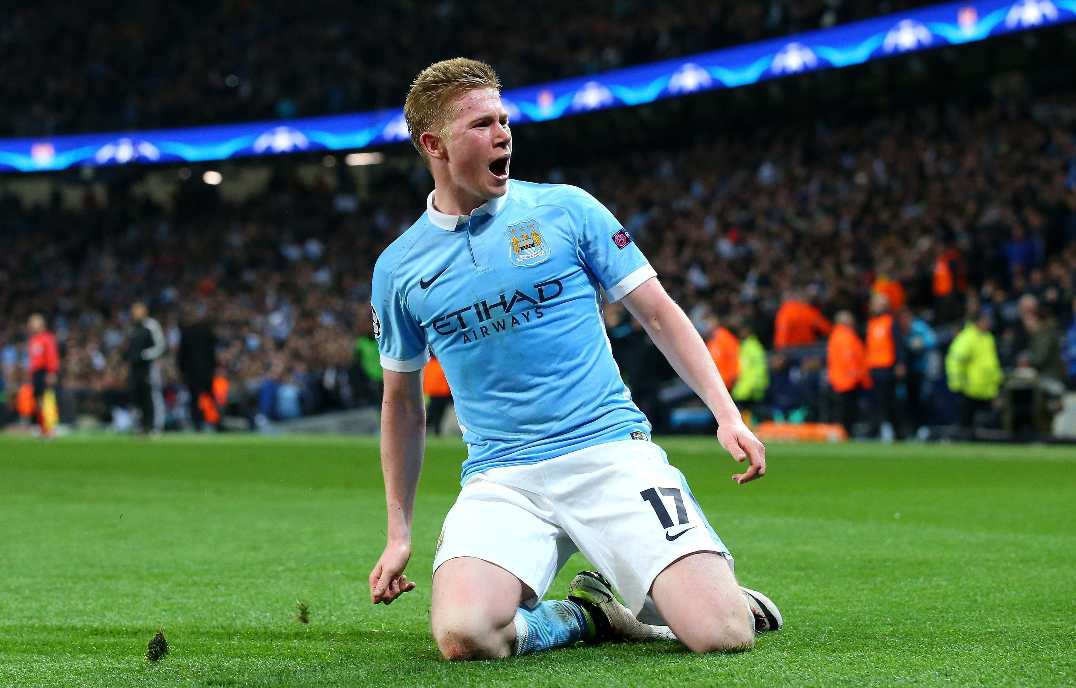 Kevin De Bruyne Wallpaper HD For Android