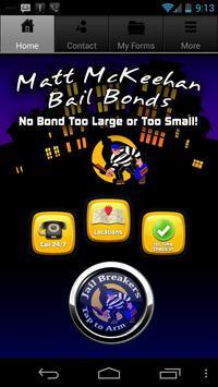 Pensacola Bail Bond poster
