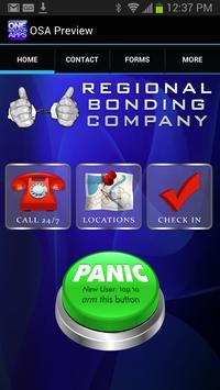 Regional Bonding Co poster