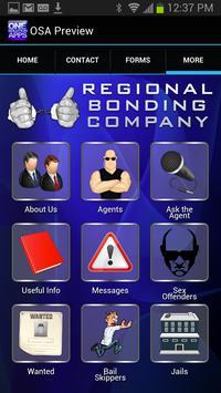 Regional Bonding Co screenshot 3
