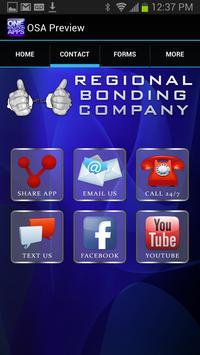 Regional Bonding Co screenshot 5