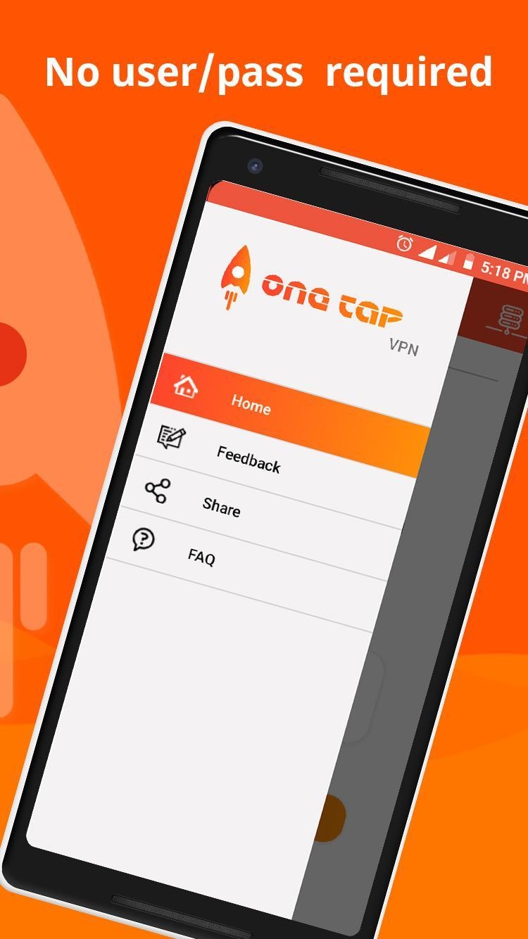 VPN One Tap VPN - Fast & Secure for Android - APK Download