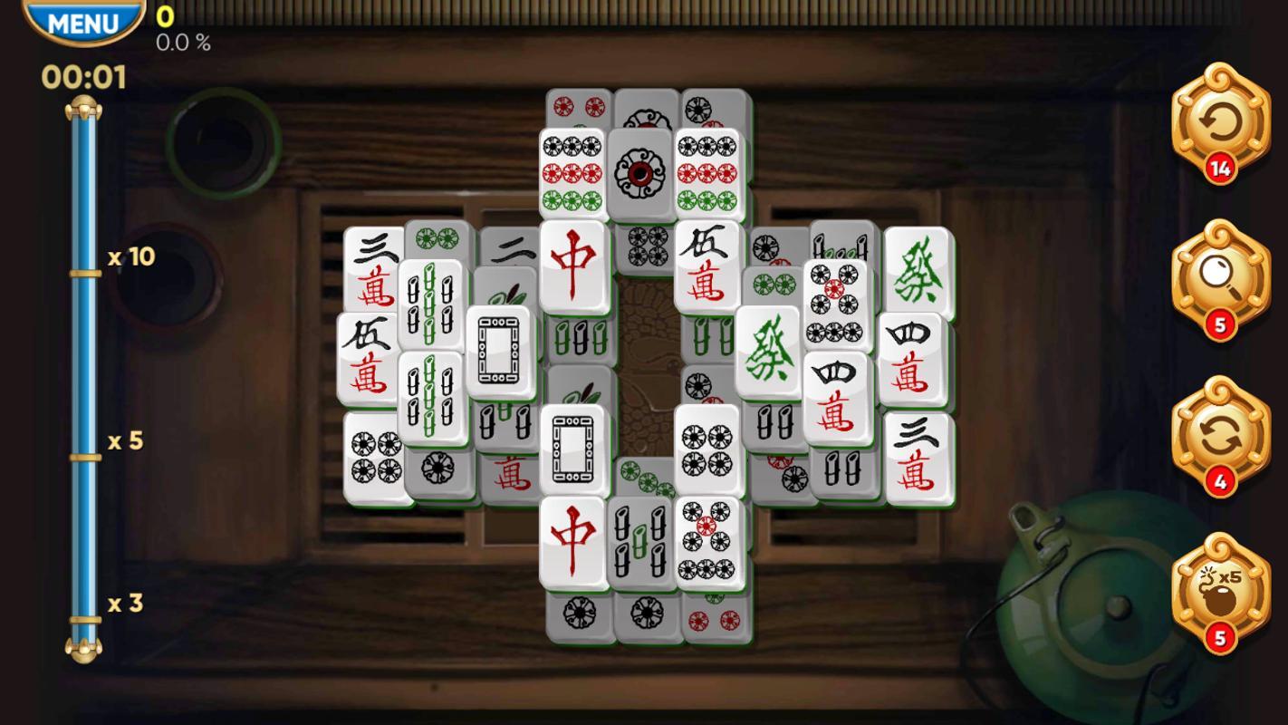 Free game gratis Mahjong v2.2.8