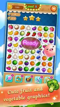 Onet Classic Deluxe: Free Onet Fruits Game poster