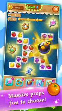 Onet Classic Deluxe: Free Onet Fruits Game screenshot 10