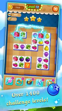 Onet Classic Deluxe: Free Onet Fruits Game screenshot 11