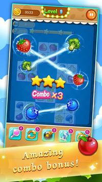 Onet Classic Deluxe: Free Onet Fruits Game screenshot 13