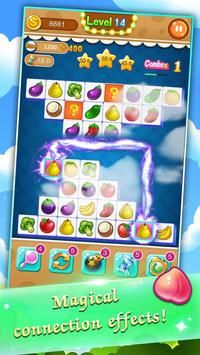 Onet Classic Deluxe: Free Onet Fruits Game screenshot 1