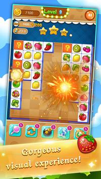 Onet Classic Deluxe: Free Onet Fruits Game screenshot 8