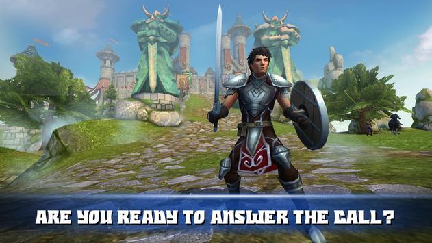 Celtic Heroes screenshot 1