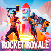 Rocket Royale icono