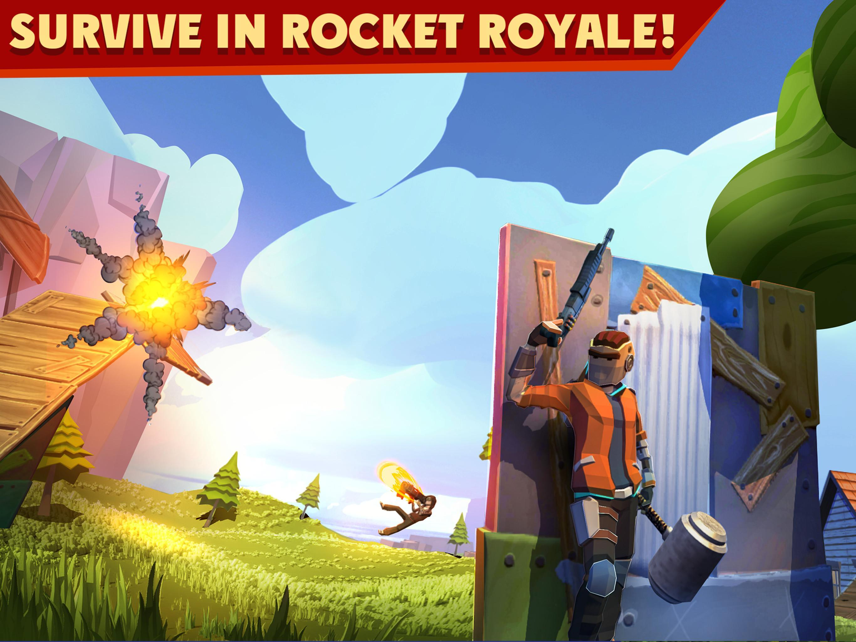 Rocket Royale For Android Apk Download - all codes for heros online roblox roblox generator glitch