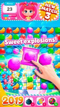 Big Sweet Bomb - Candy match 3 game ⭐❤️🍬🍧⭐ screenshot 5