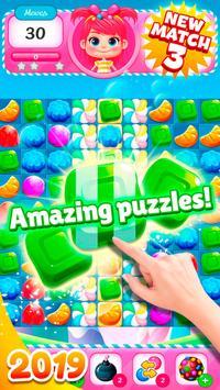 Big Sweet Bomb - Candy match 3 game ⭐❤️🍬🍧⭐ screenshot 6