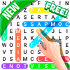 Word Search - Best Crossword Puzzles Pro Game 2020 icône
