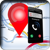 Mobile Number Caller Location icon
