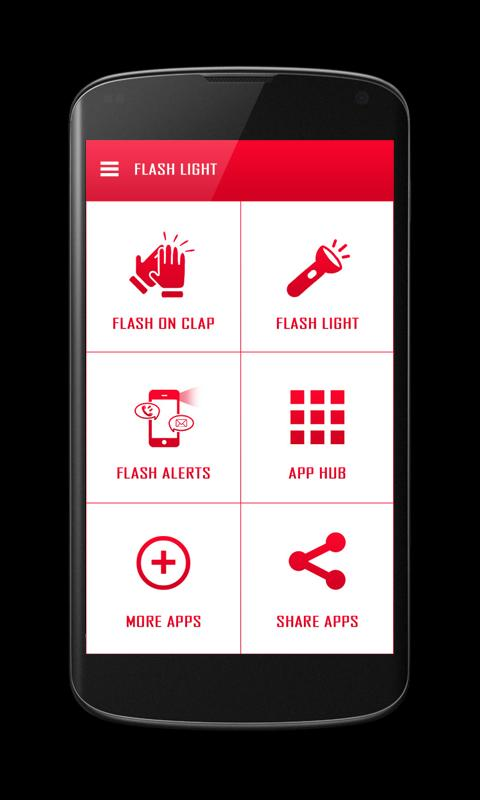 Flashlight on Clap for Android - APK Download