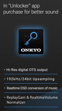 Onkyo HF Player screenshot 6