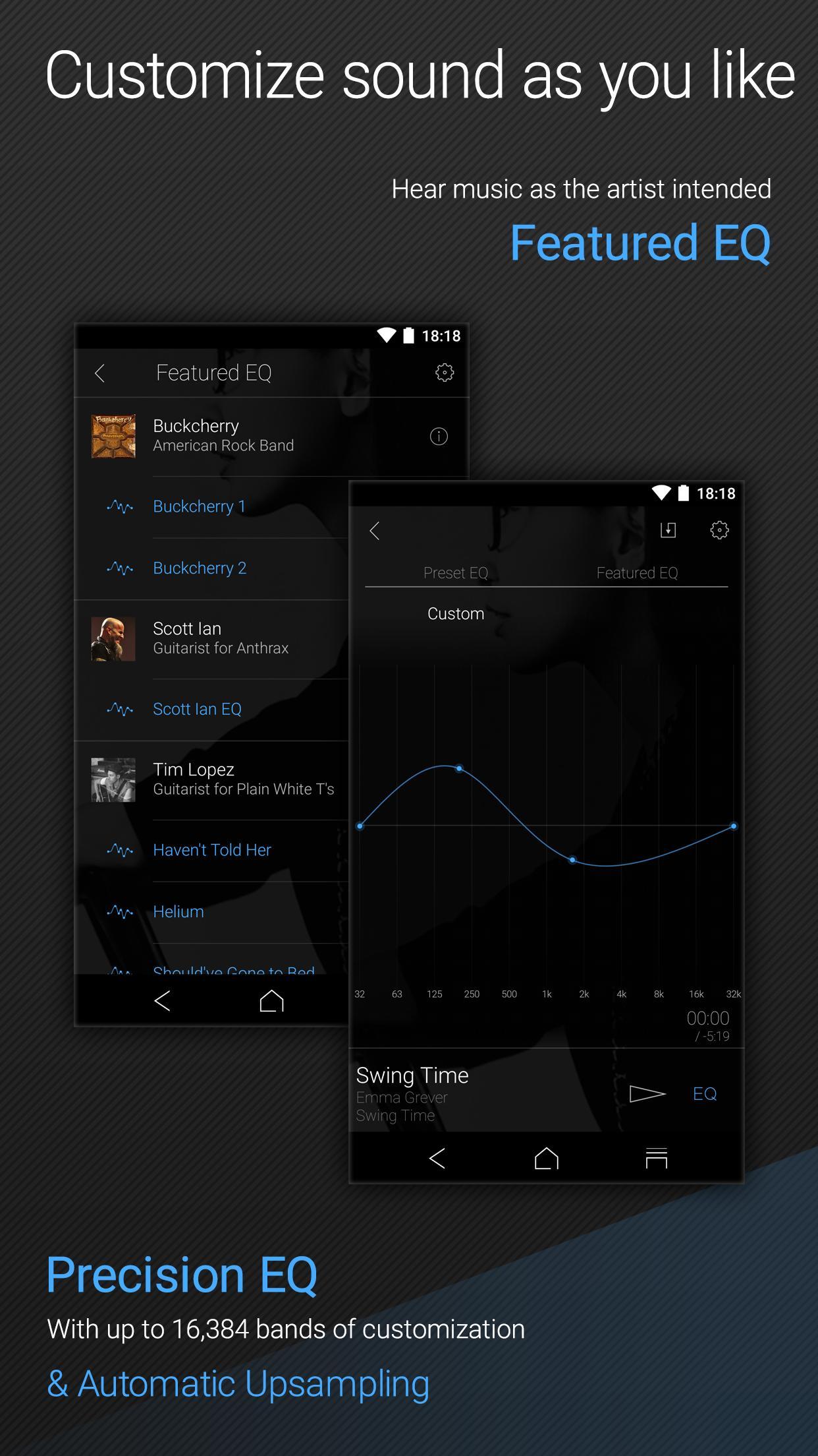Onkyo HF Player cho Android - Tải về APK
