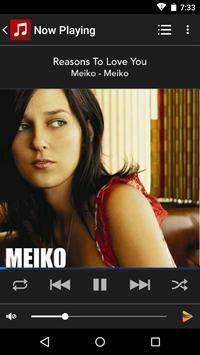 Onkyo Music Control App 截图 2