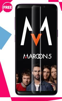 New Maroon 5 Wallpapers 🌟 screenshot 1