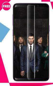 New Maroon 5 Wallpapers 🌟 screenshot 2