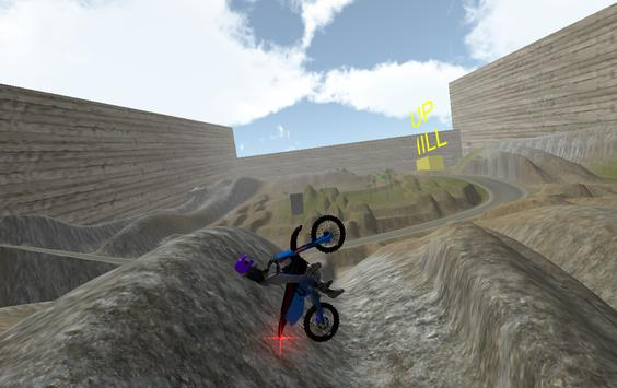 Motocross Uphill Park screenshot 2