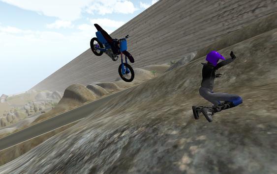 Motocross Uphill Park screenshot 8