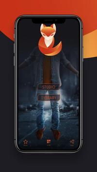 On Light Pixeloop poster