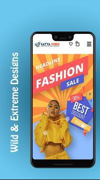 SatyaVibes- Fashion Shopping Online screenshot 1
