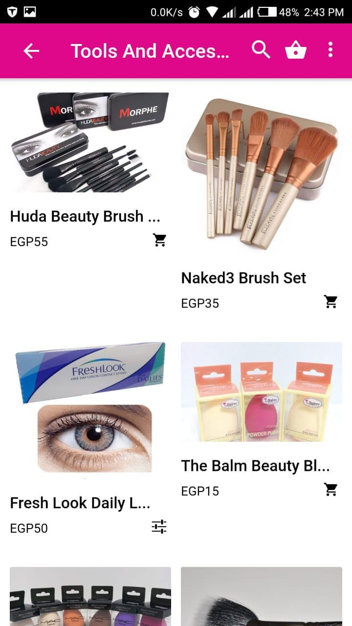 Online Makeup For Android