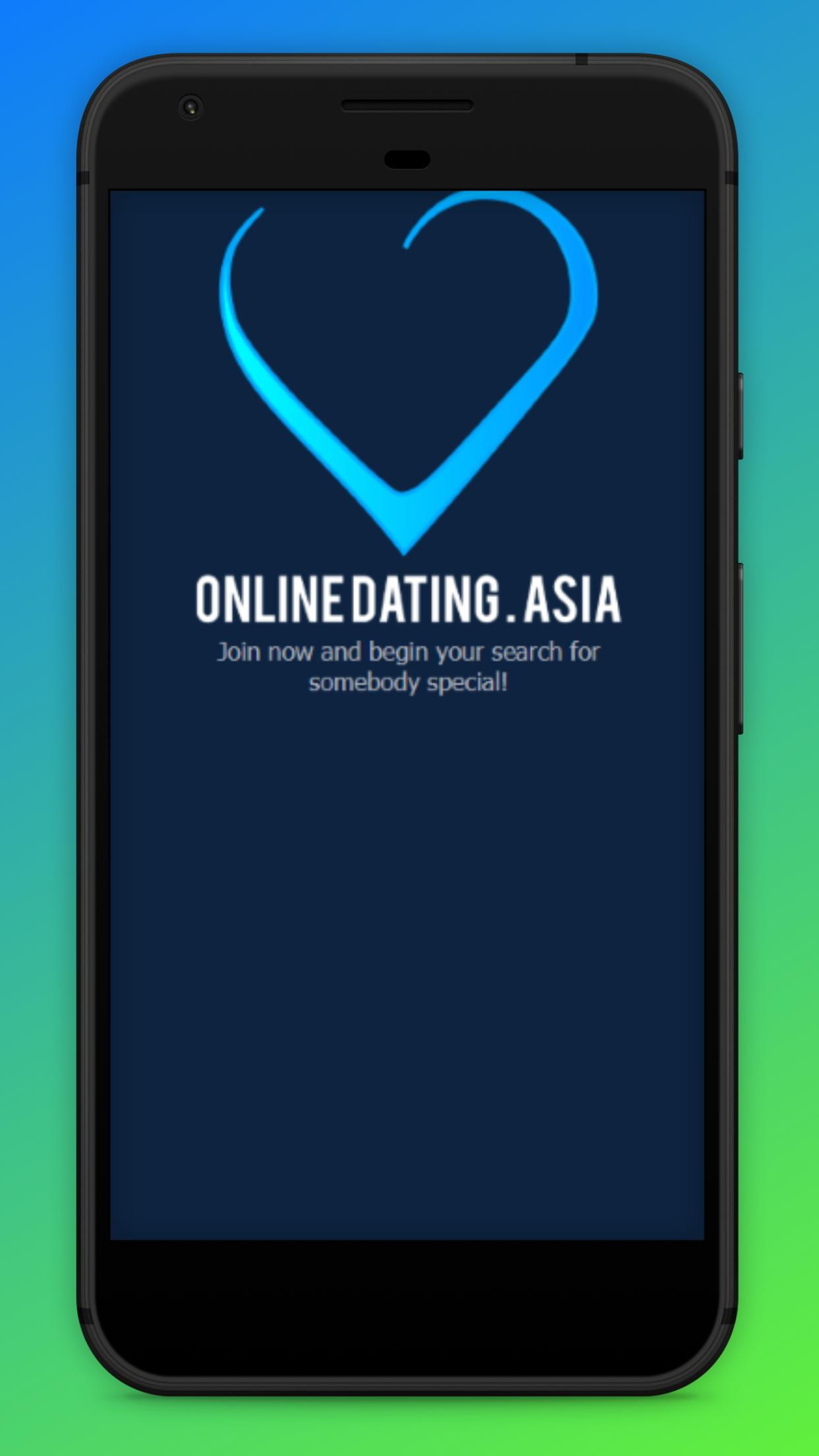 online dating sites in asia