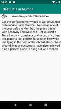 Best Cafe in Mumbai screenshot 1