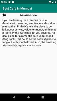 Best Cafe in Mumbai screenshot 2