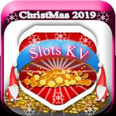 Slots KV Christmas icon