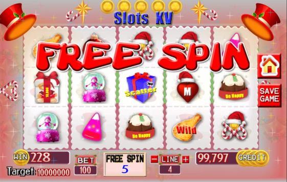 Slots KV Christmas screenshot 16