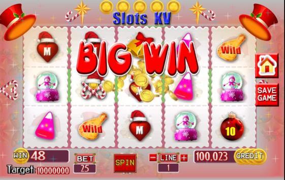Slots KV Christmas screenshot 1