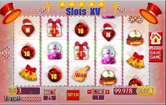 Slots KV Christmas screenshot 2