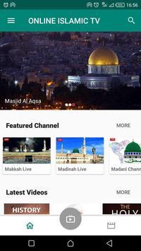 Online Islamic TV poster