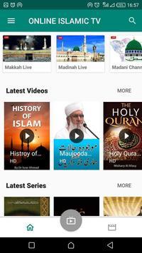 Online Islamic TV screenshot 1