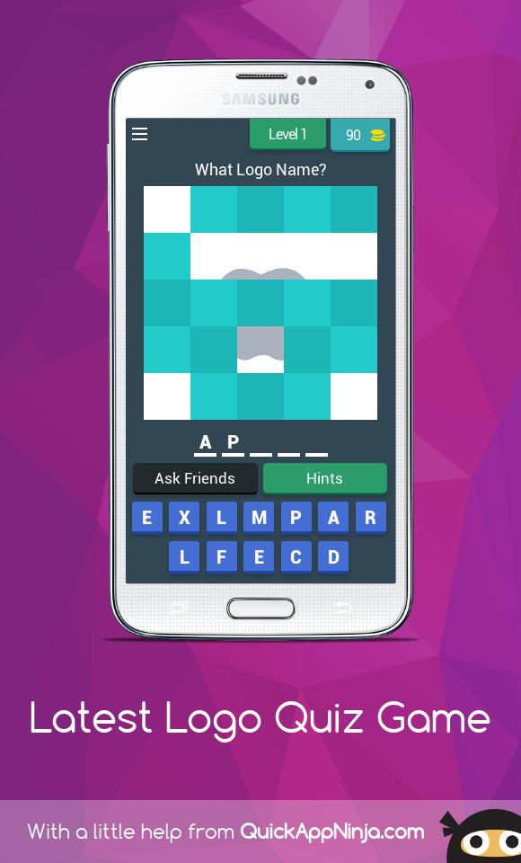 Latest Logo Quiz Game Unlimited For Android Apk Download