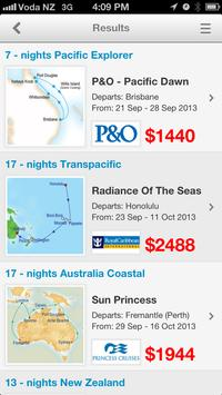 Cruise Sale Finder screenshot 1