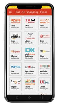 Online Shopping China - China Shopping poster
