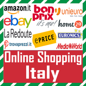Online Shopping Italy - Italy Shopping icon