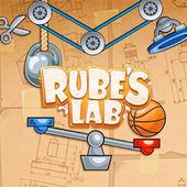 Rube's Lab - Physics Puzzle icon
