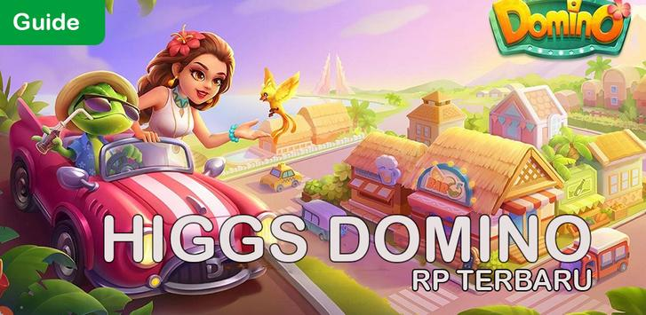 Higgs Domino RP Terbaru 2021 poster