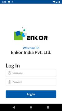 Enkor screenshot 1
