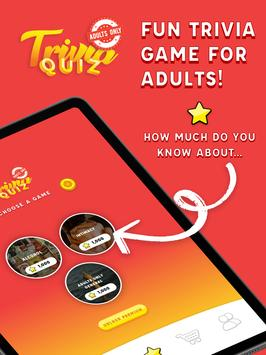 Adult Trivia Quiz: Fun Games syot layar 16