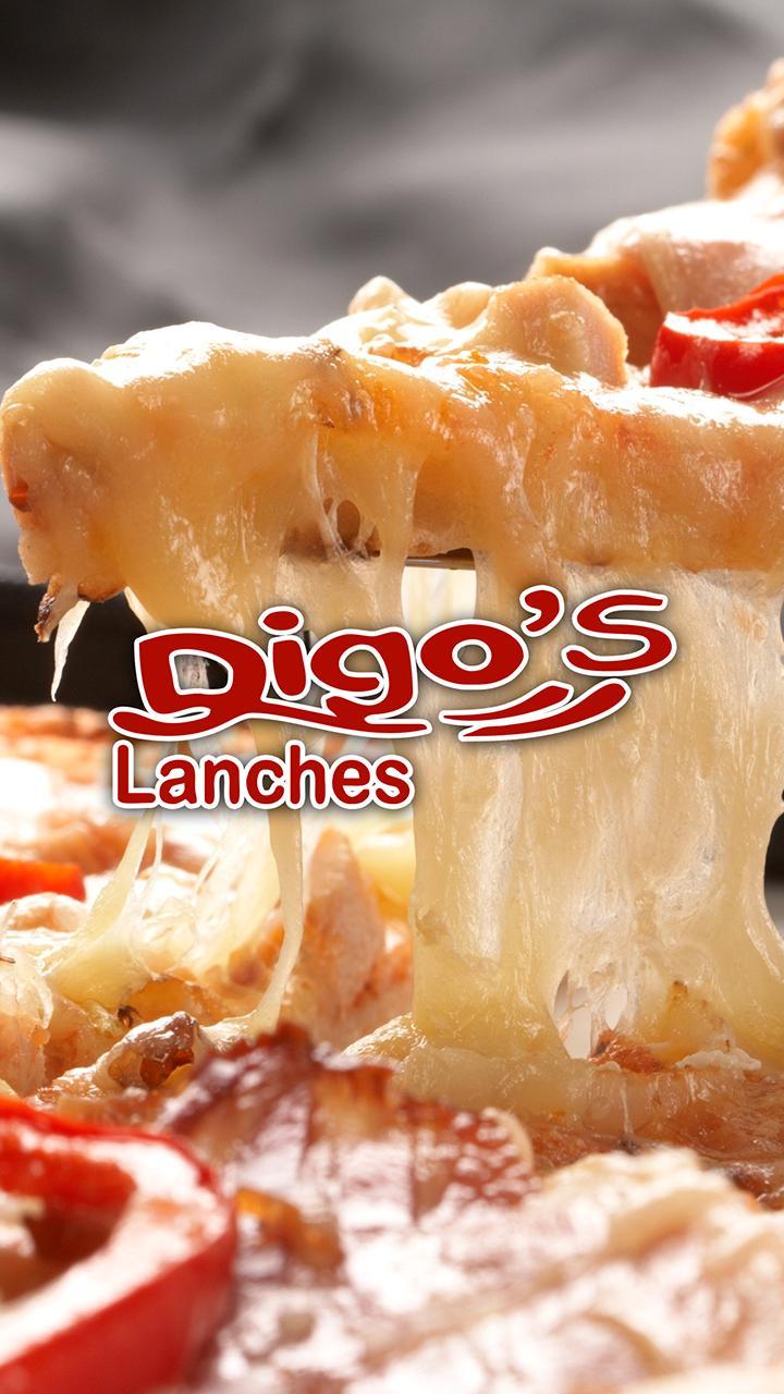 Digo's Lanches poster
