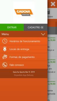 Gaúcha Sports Bar screenshot 1